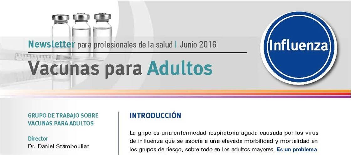 EN LA ARGENTINA YA ESTÁ DISPONIBLE LA VACUNA ANTIGRIPAL CUADRIVALENTE